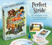 Perfect Stride Featured on the Cover of Creative Play Retailer!